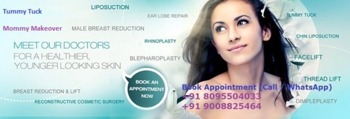 Cosmetic Surgery in Ahmedabad – Find Cost Estimate, Reviews and Book Appointment